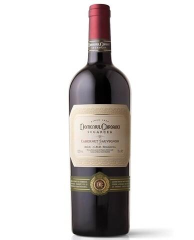 Domeniul Coroanei Segarcea Prestige Cabernet Sauvignon