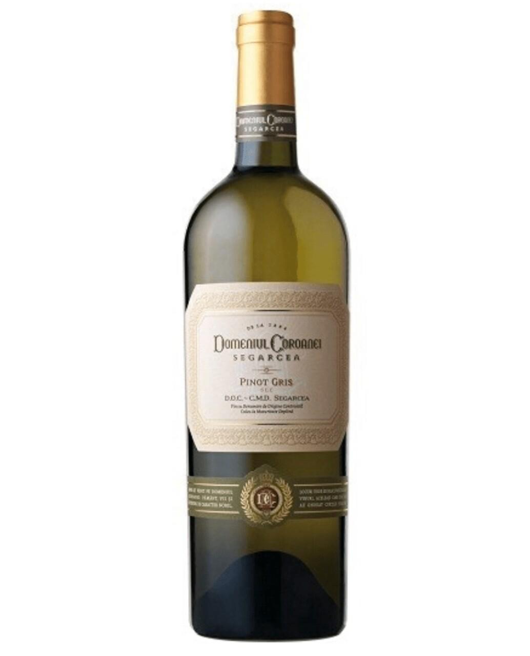 Domeniul Coroanei Segarcea Prestige Pinot Gris