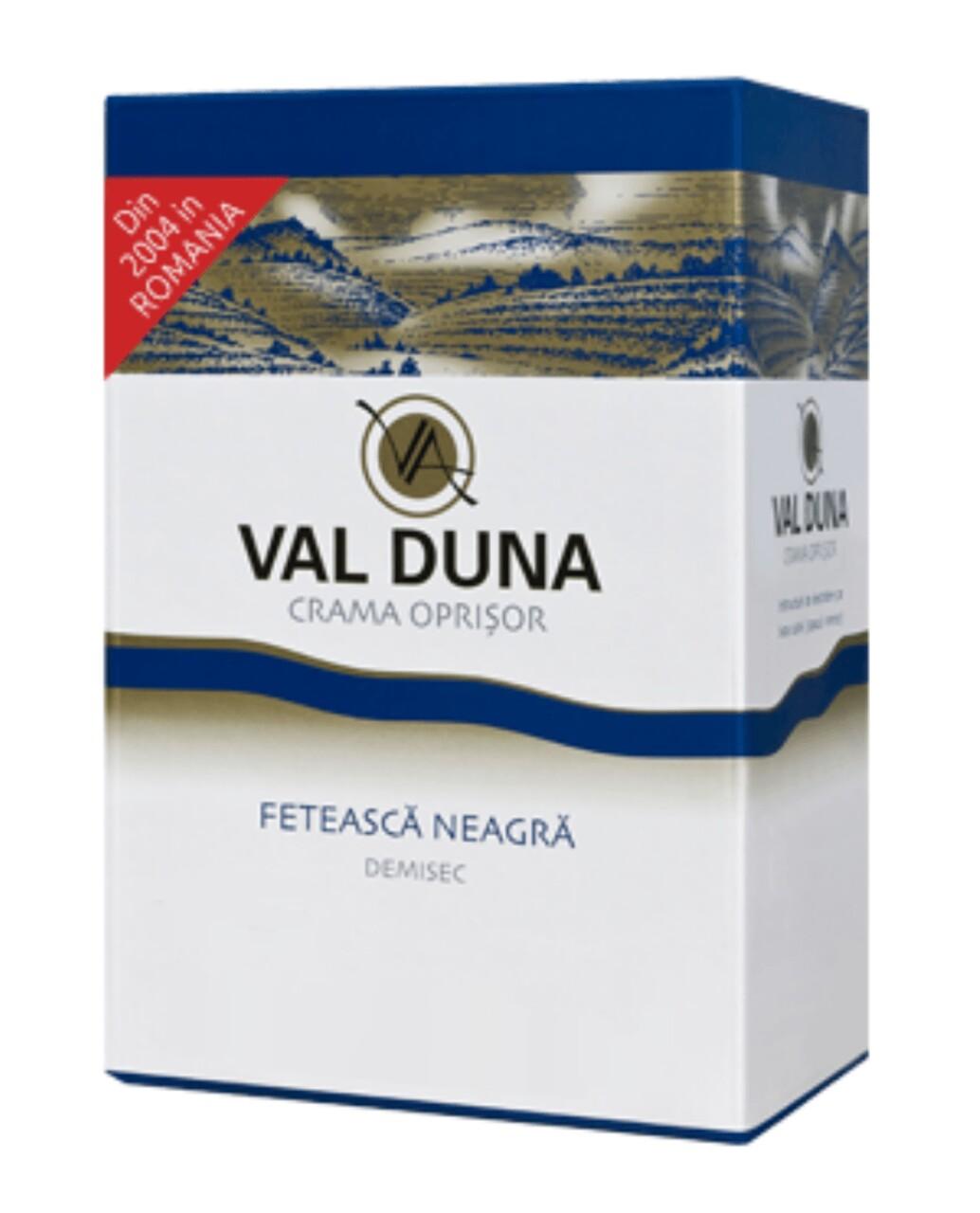 Oprisor Val Duna Feteasca Neagra BIB 5L