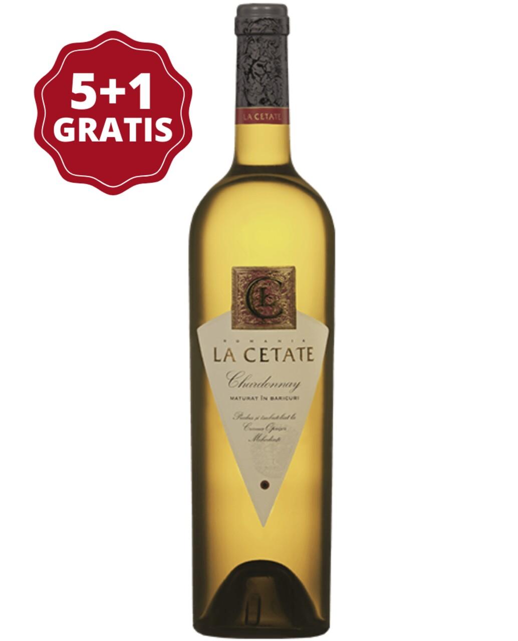 Oprisor La Cetate Chardonnay 5+1