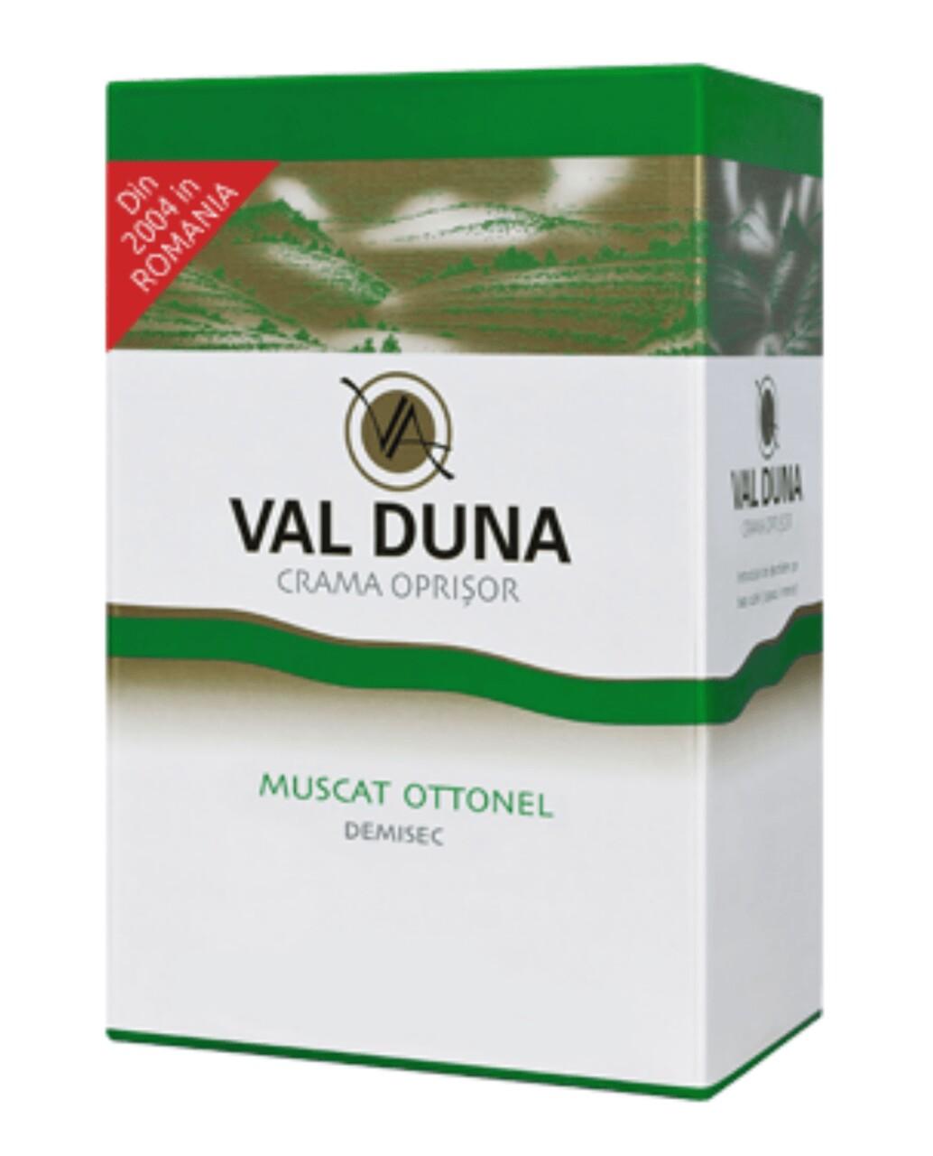 Oprisor Val Duna Muscat Ottonel 5L