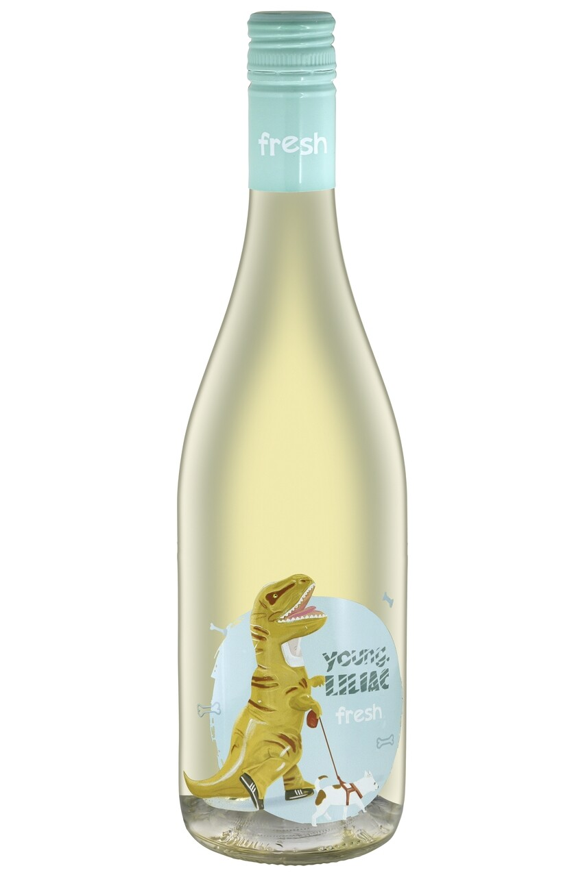 Young Liliac Fresh Sauvignon Blanc & Feteasca Alba