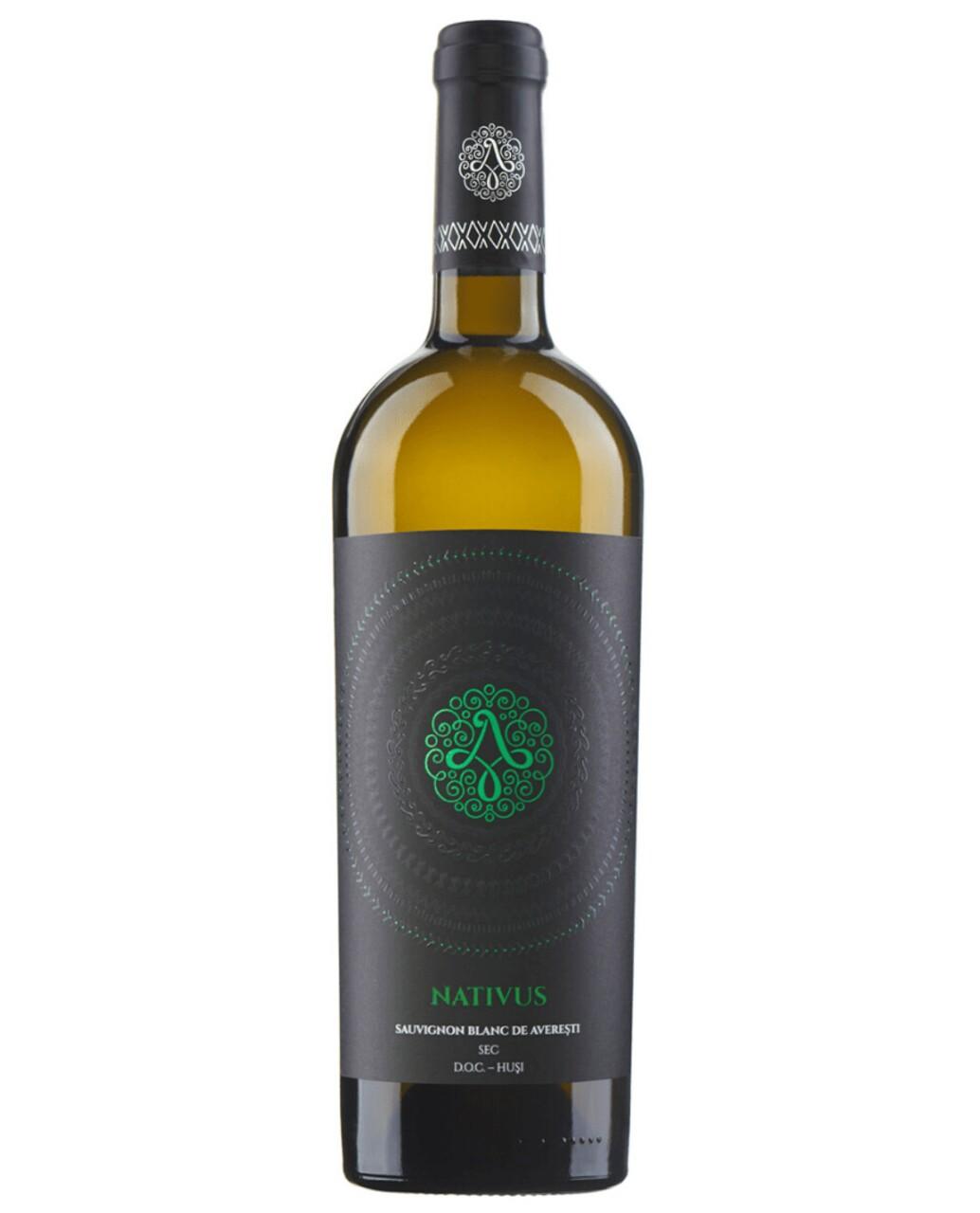 Sauvignon Blanc de Averesti Nativus