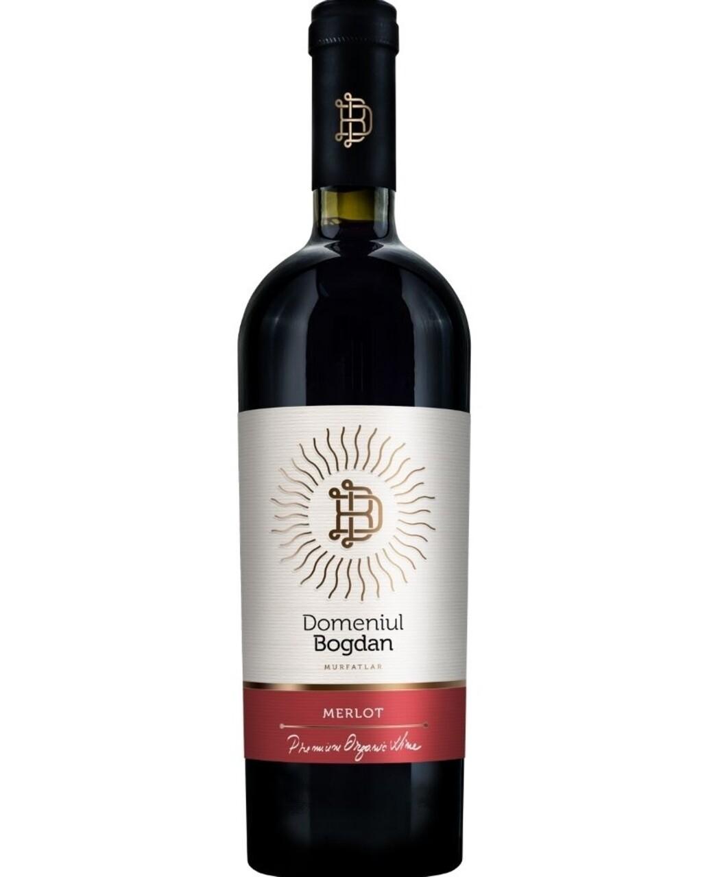 Domeniul Bogdan Premium Merlot
