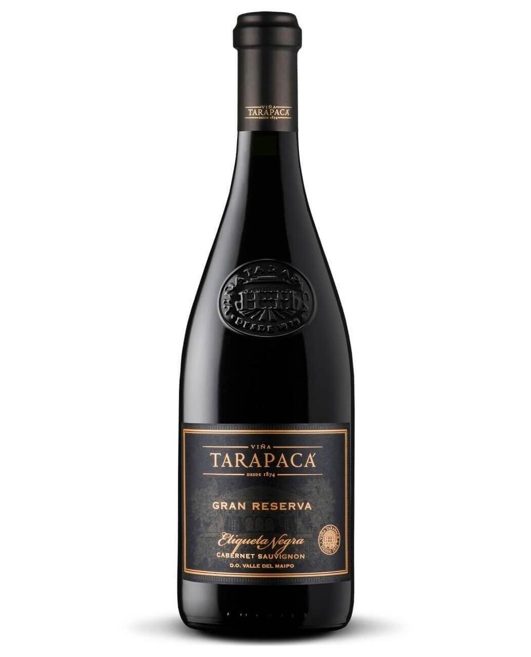 Tarapaca Gran Reserva Etiqueta Negra