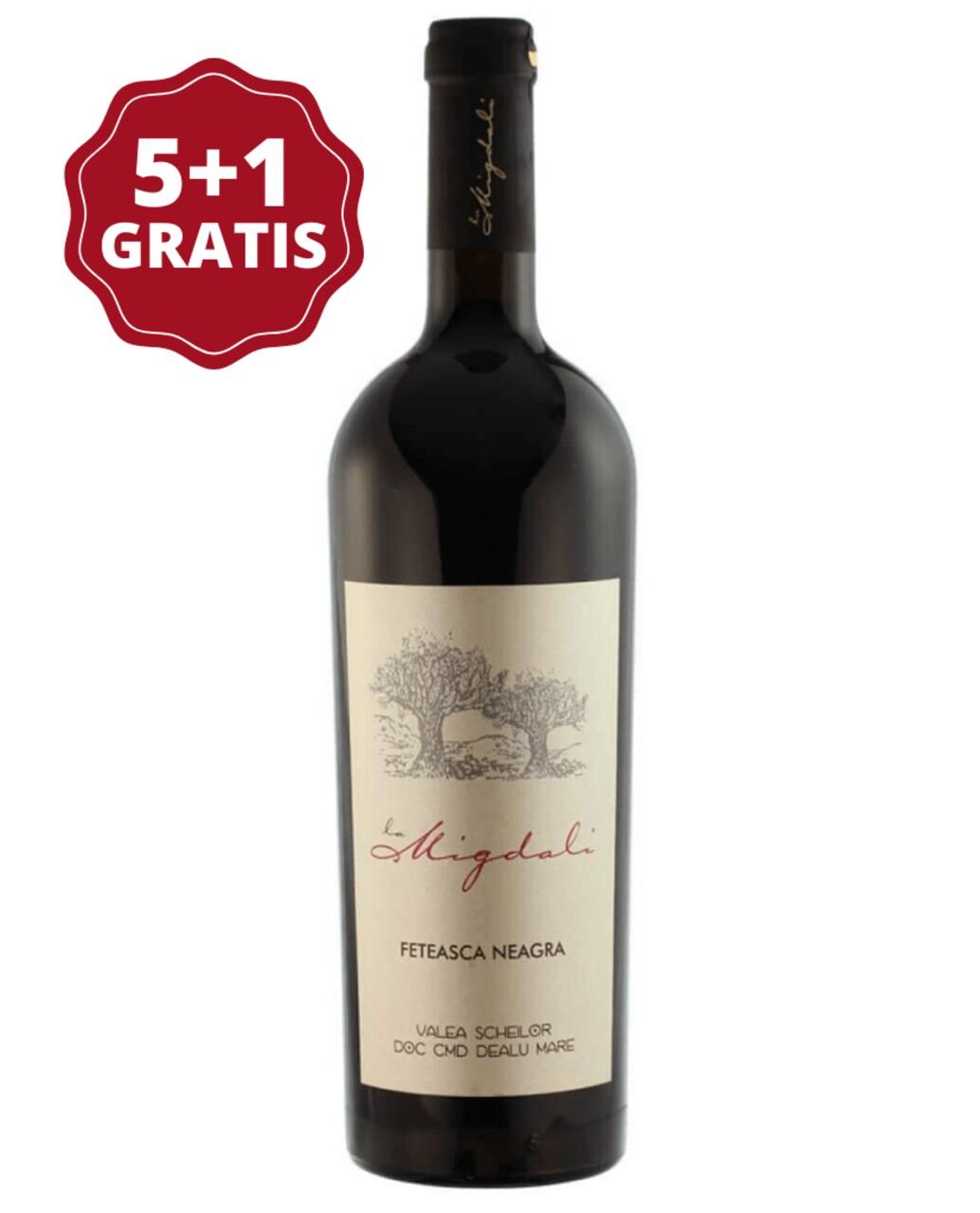La Migdali Feteasca Neagra 5+1