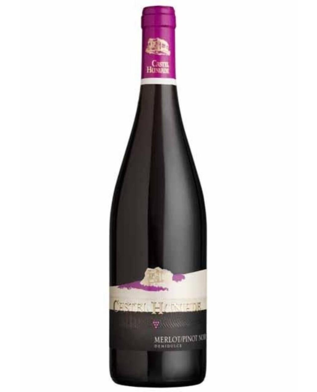 Recas Castel Huniade Merlot, Pinot Noir