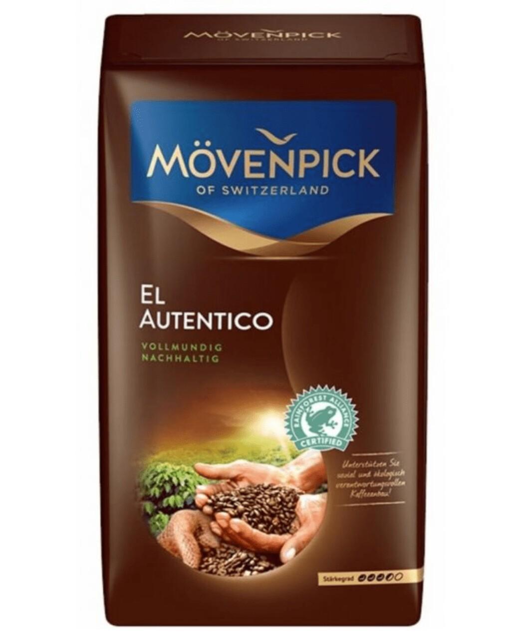 Cafea Macinata Movenpick El Authentico 500g