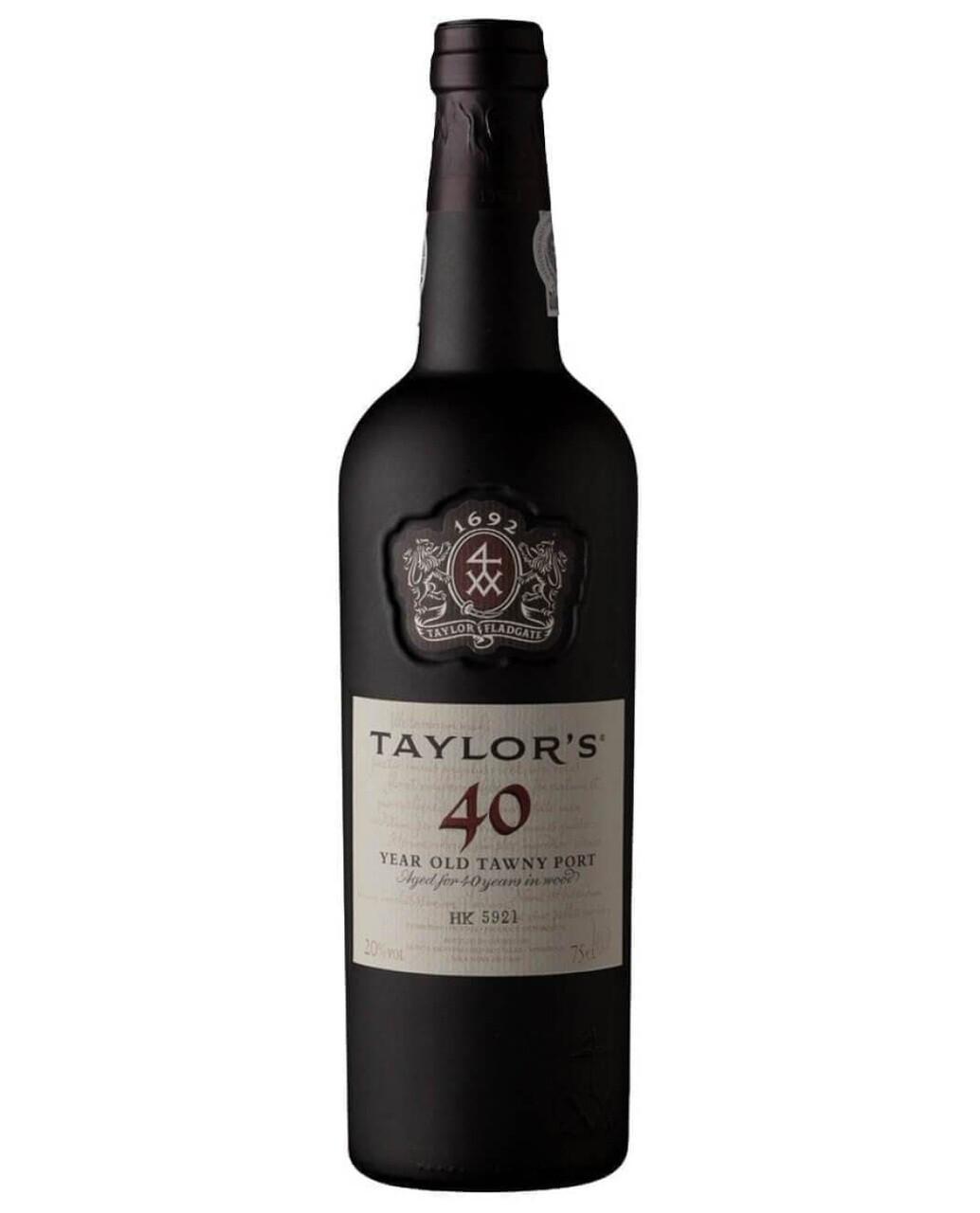 Taylor's 40 ani Tawny Vin de Porto