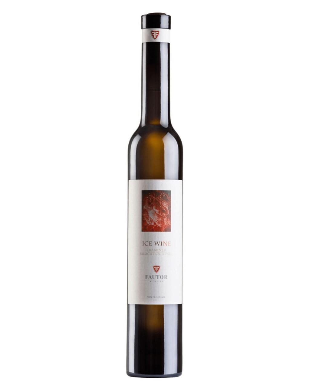 Fautor Ice Wine Traminer, Muscat Ottonel 0.375L