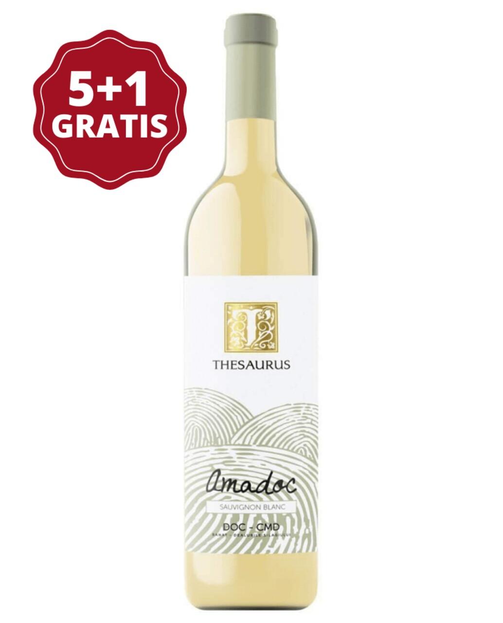 Thesaurus Amadoc Sauvignon Blanc 5+1