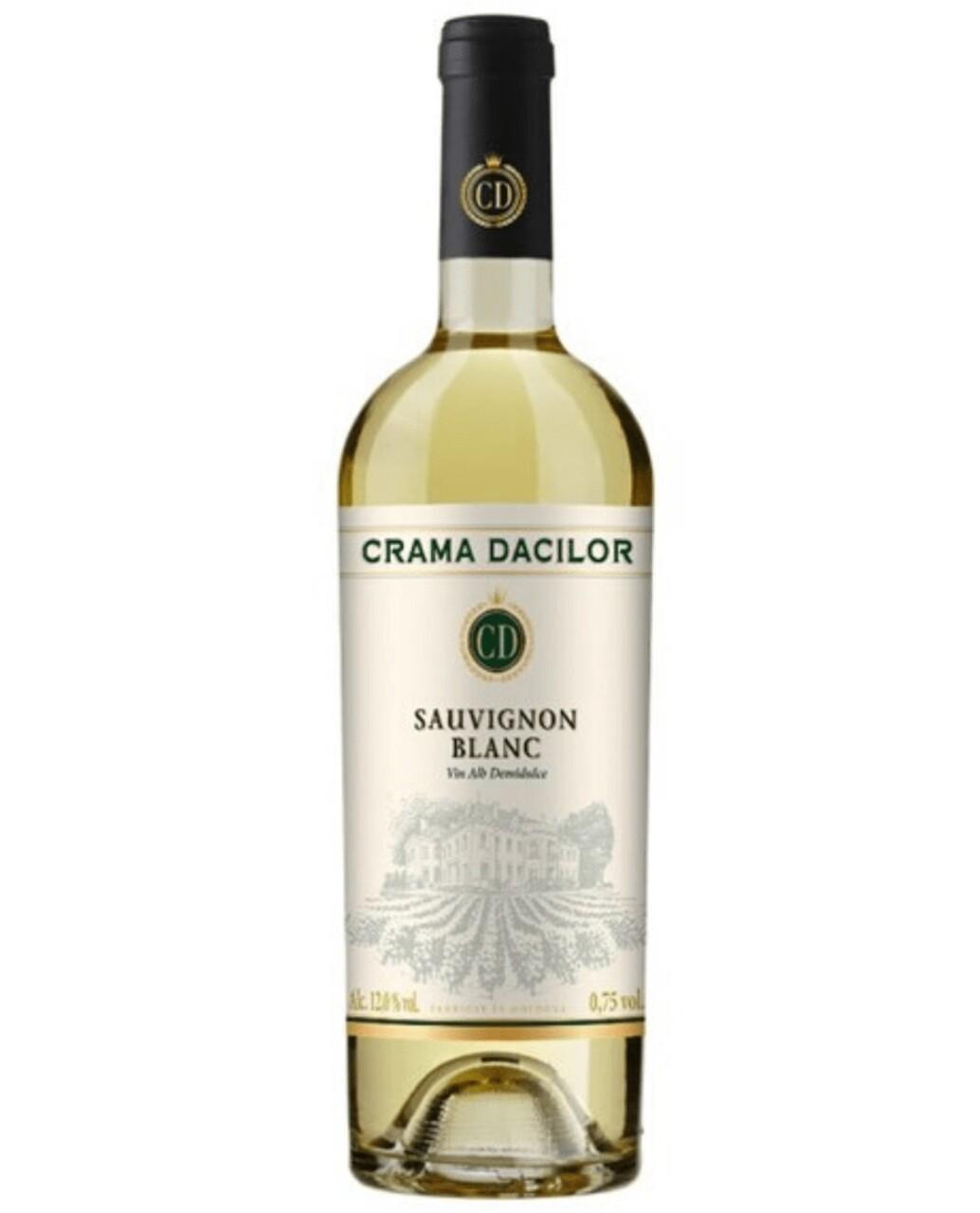 Crama Dacilor Sauvignon Blanc