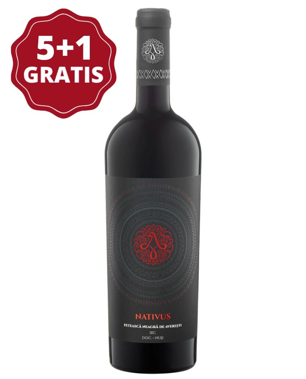 Feteasca Neagra Barrique de Averesti Nativus 5+1