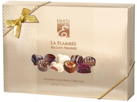 Emoti La Flambee (Assorted Chocolates) 198g
