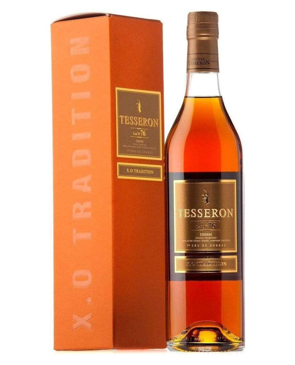 Cognac Tesseron Lot 76