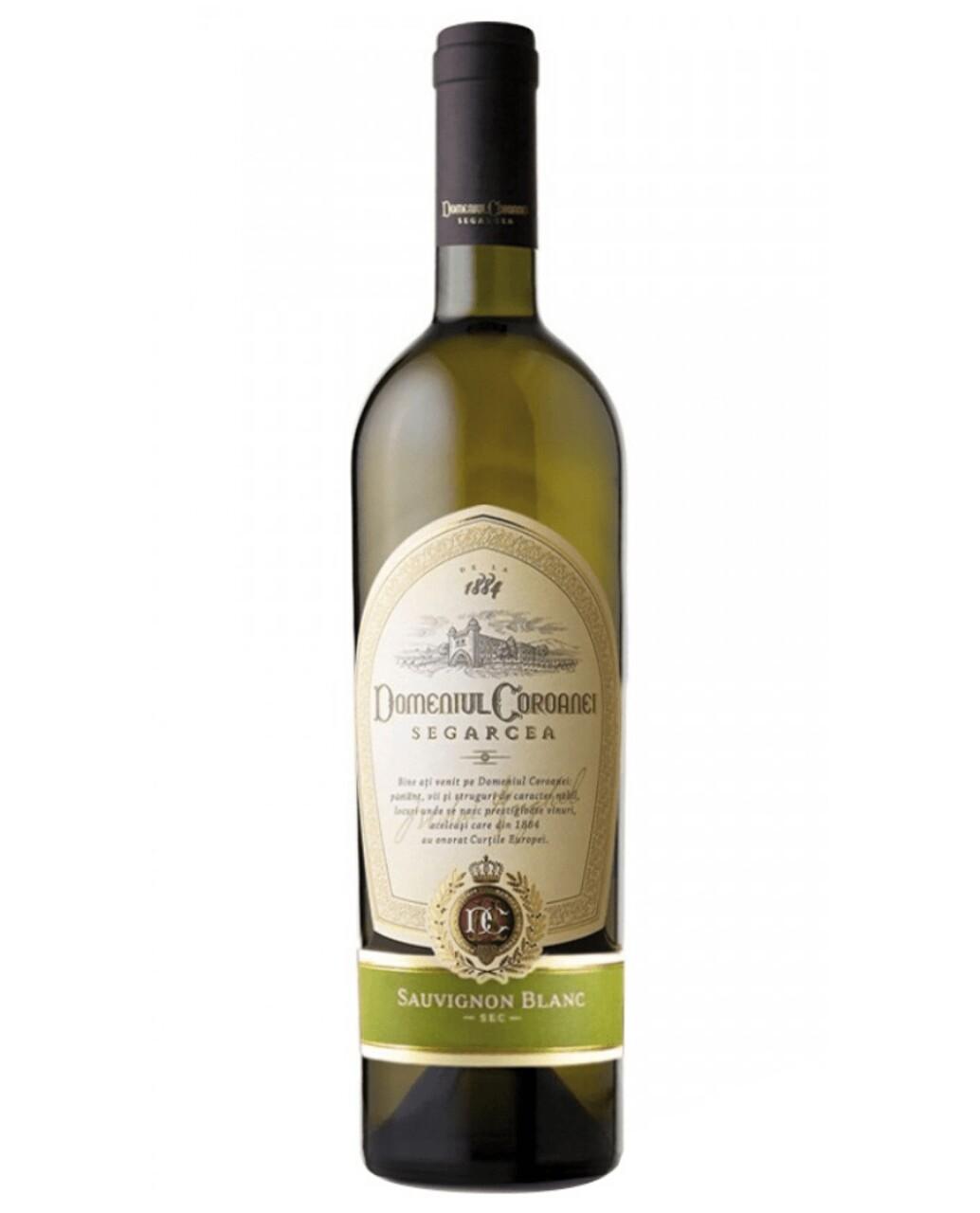 Domeniul Coroanei Segarcea Elite Sauvignon Blanc
