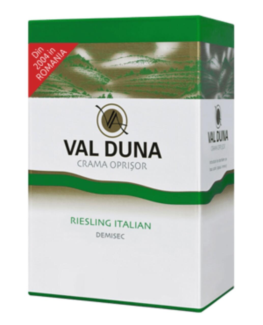 Oprisor Val Duna Riesling Italian BIB 5L