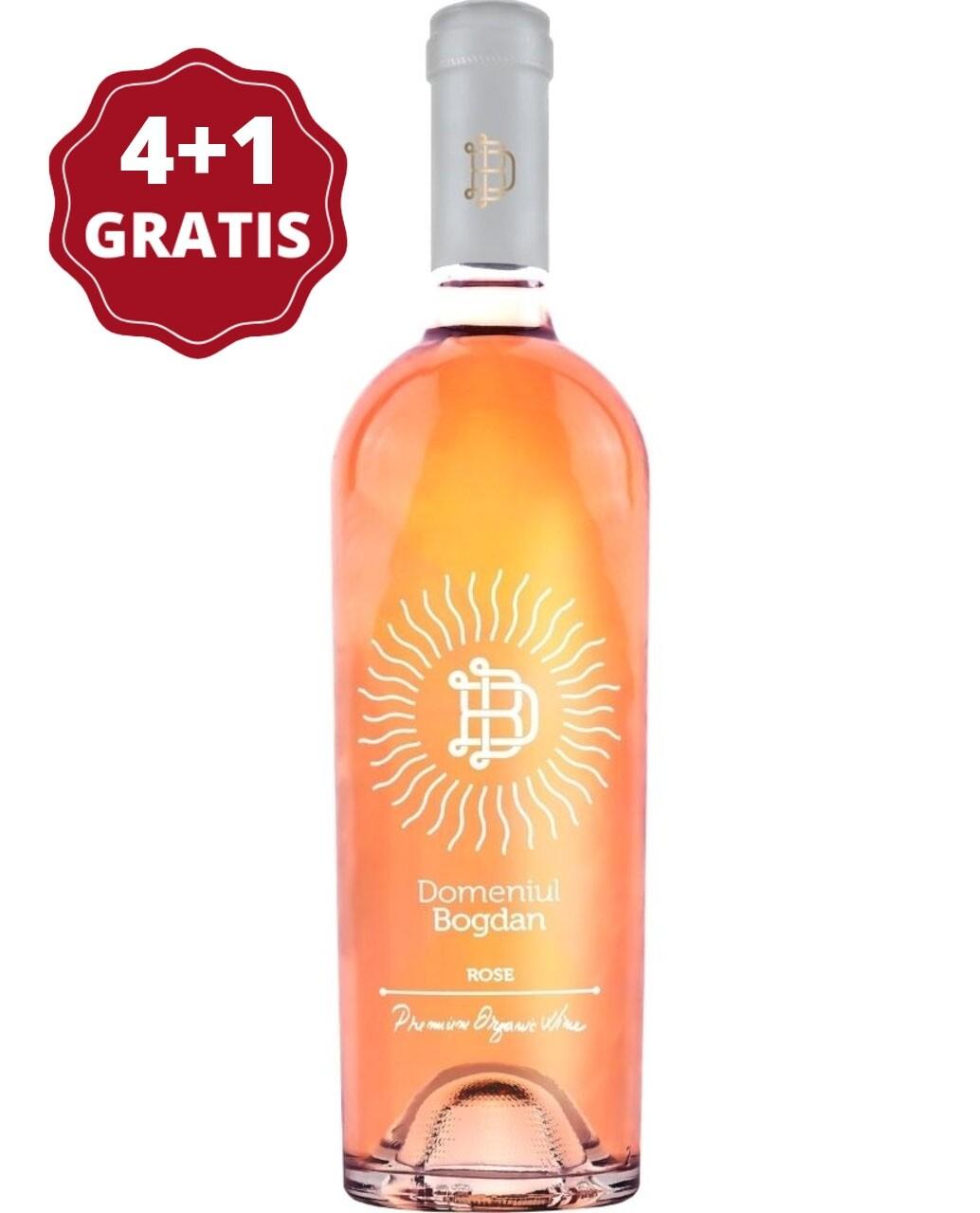 Domeniul Bogdan Premium Rose 4+1