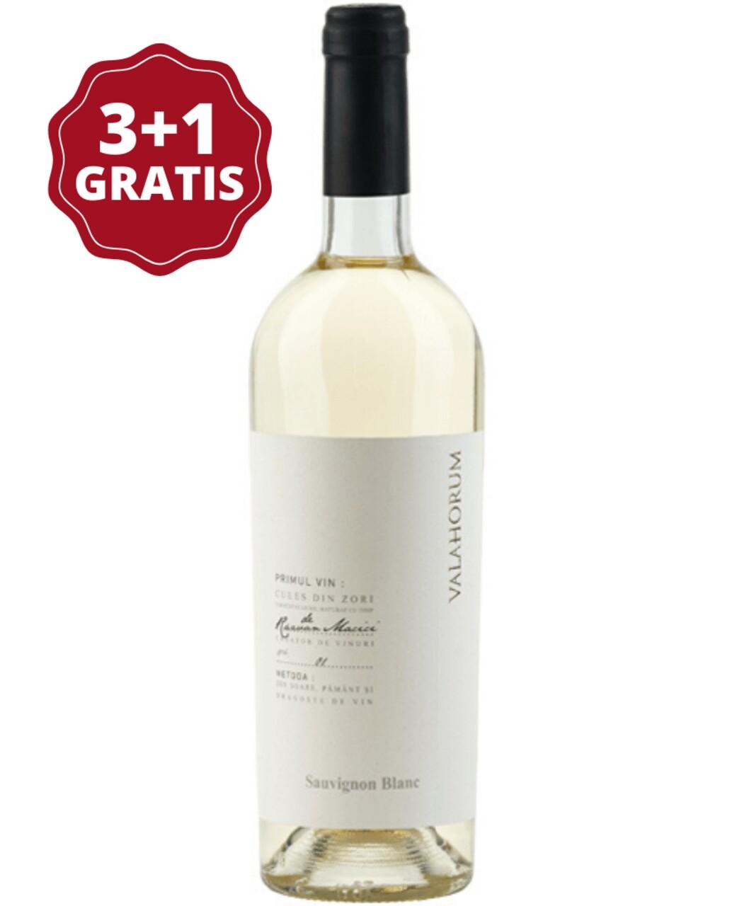 Valahorum Sauvignon Blanc 3+1