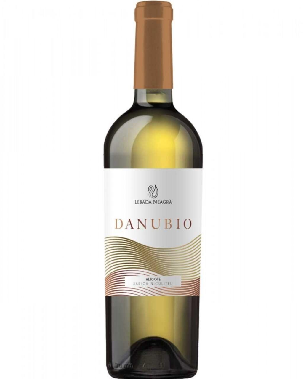 Lebada Neagra Danubio Aligote & Chardonnay Fume