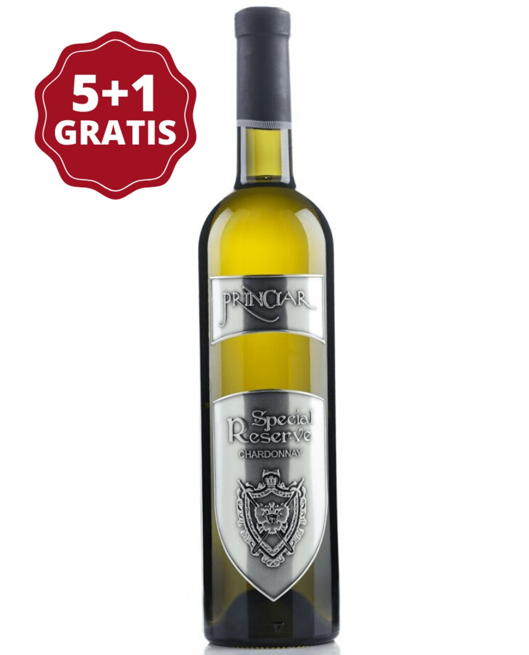 Tohani Princiar Special Reserve Chardonnay 5+1