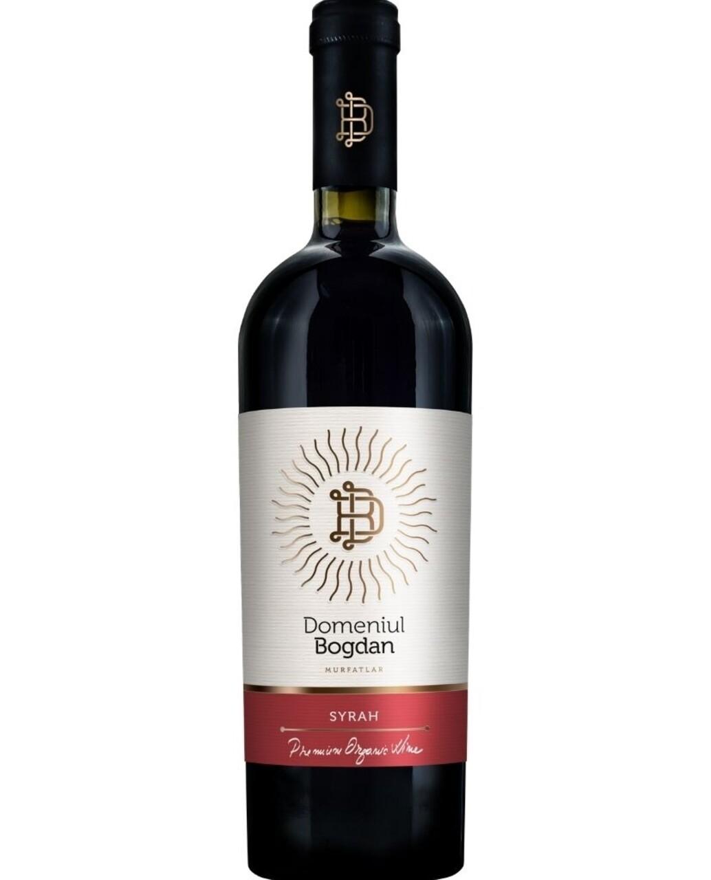 Domeniul Bogdan Premium Syrah