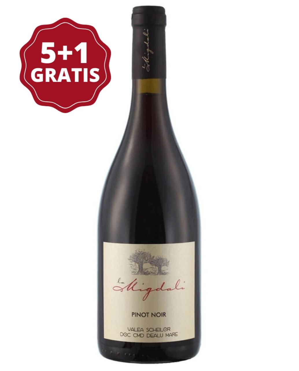 La Migdali Pinot Noir 5+1