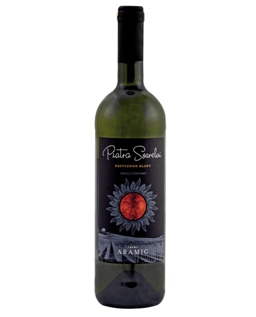 Aramic Piatra Soarelui Sauvignon Blanc