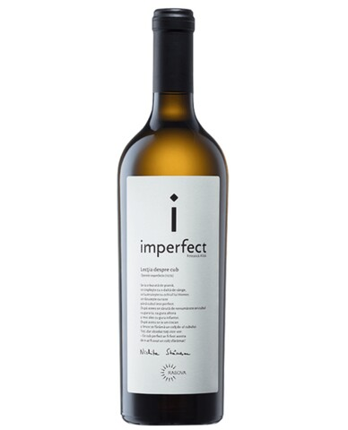 Rasova Imperfect Alb
