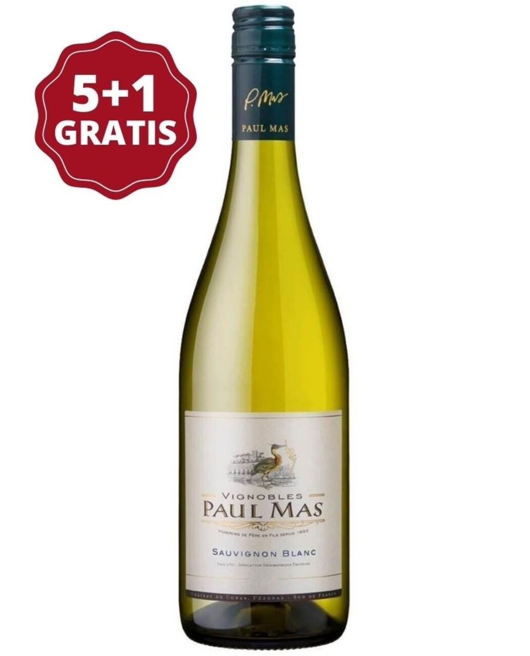 Paul Mas Sauvignon Blanc 5+1