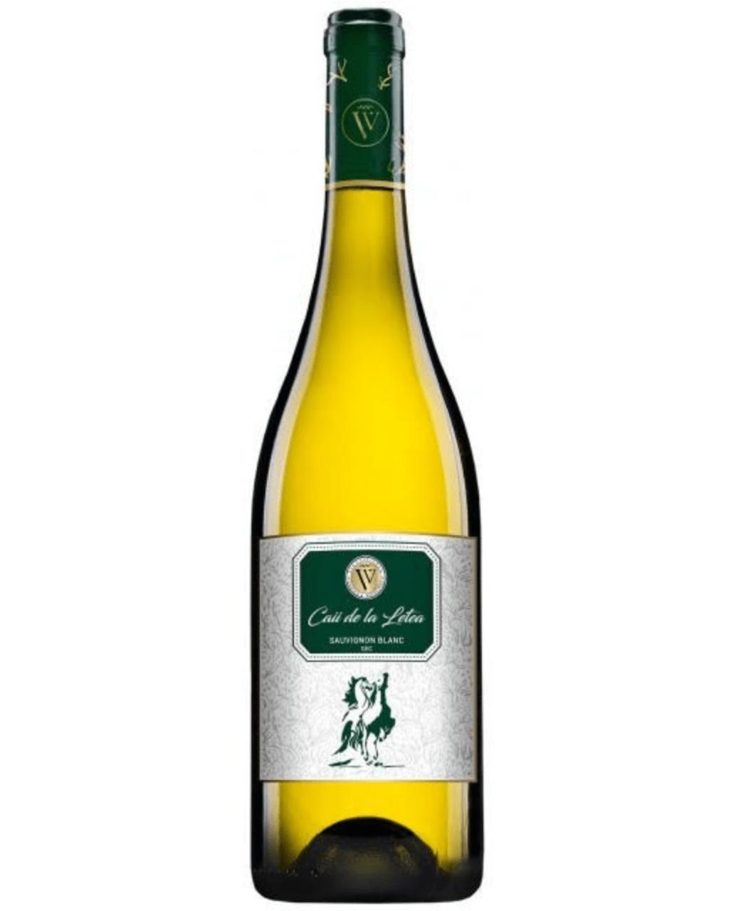 Sarica Niculitel Caii De La Letea Sauvignon Blanc