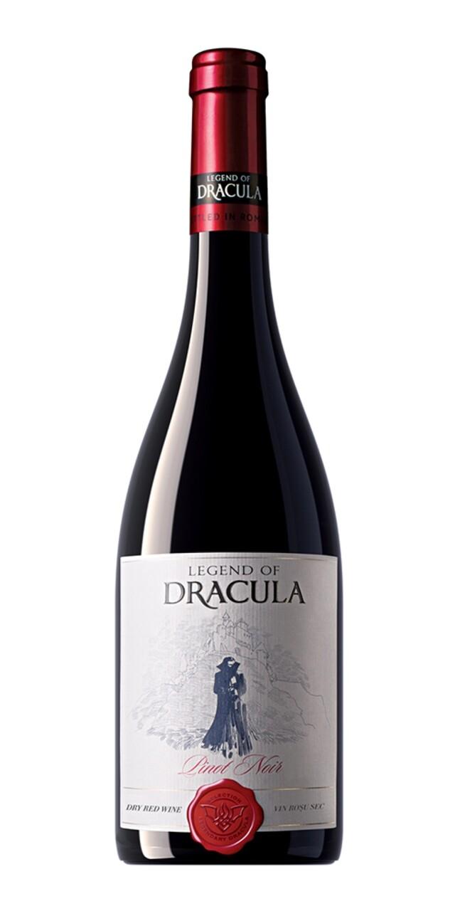 Legend of Dracula Pinot Noir