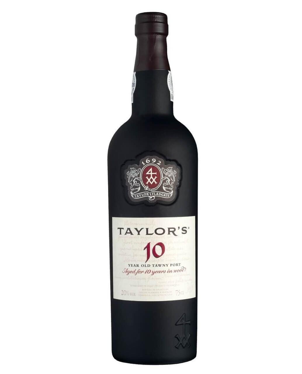 Taylor's 10 ani Tawny Vin de Porto