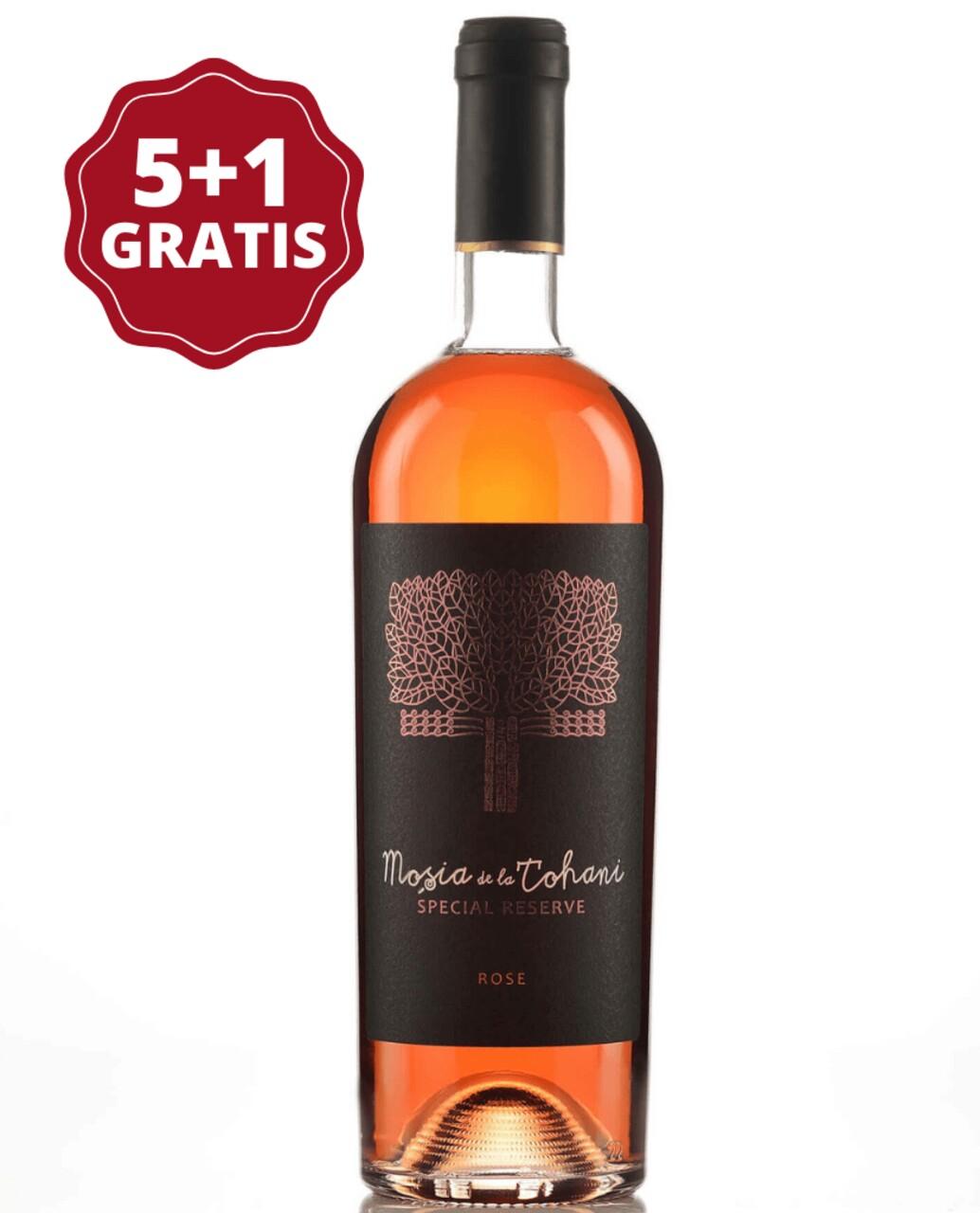Mosia de la Tohani Special Reserve Rose 5+1