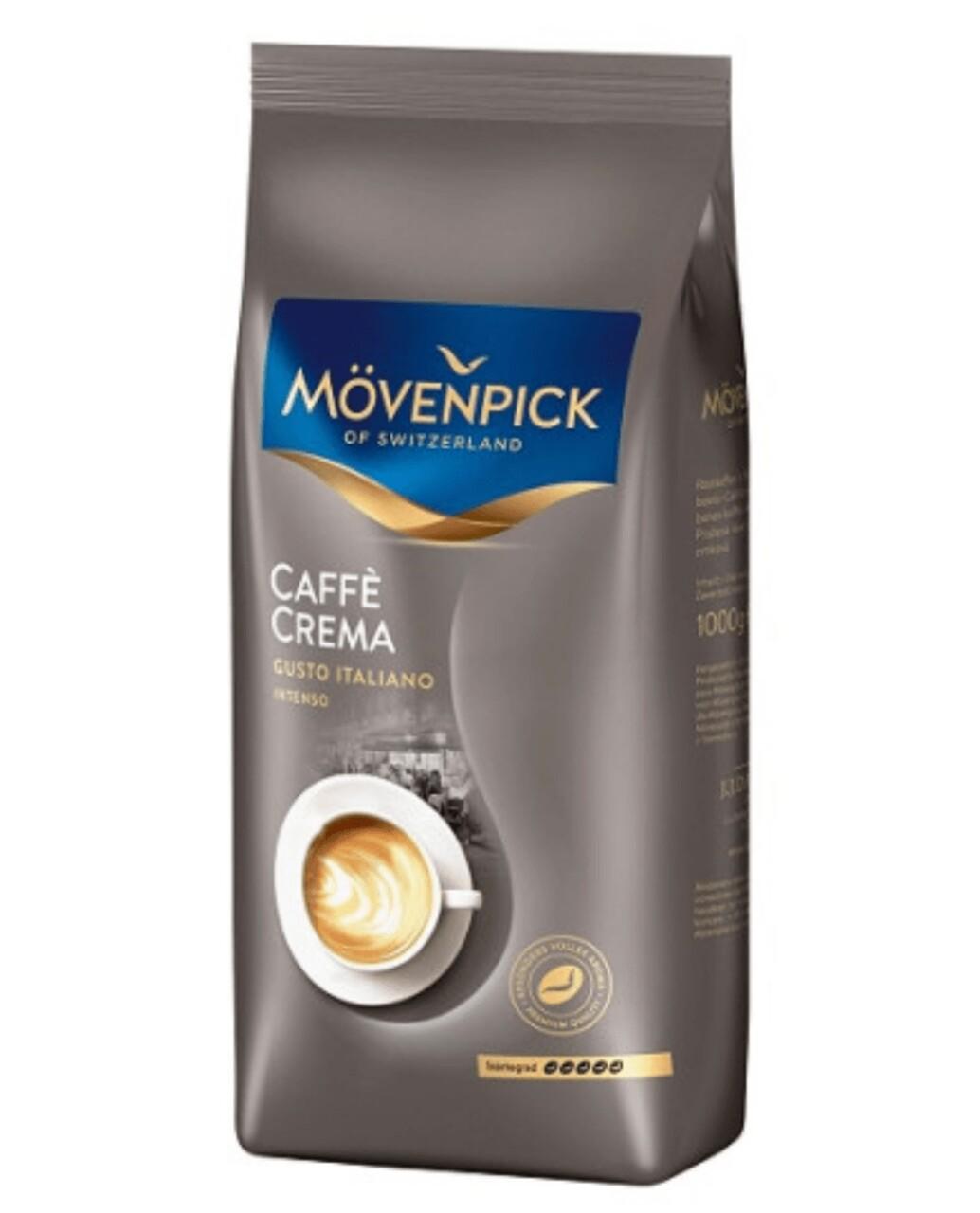 Cafea Boabe Movenpick Caffe Crema Gusto 1000g