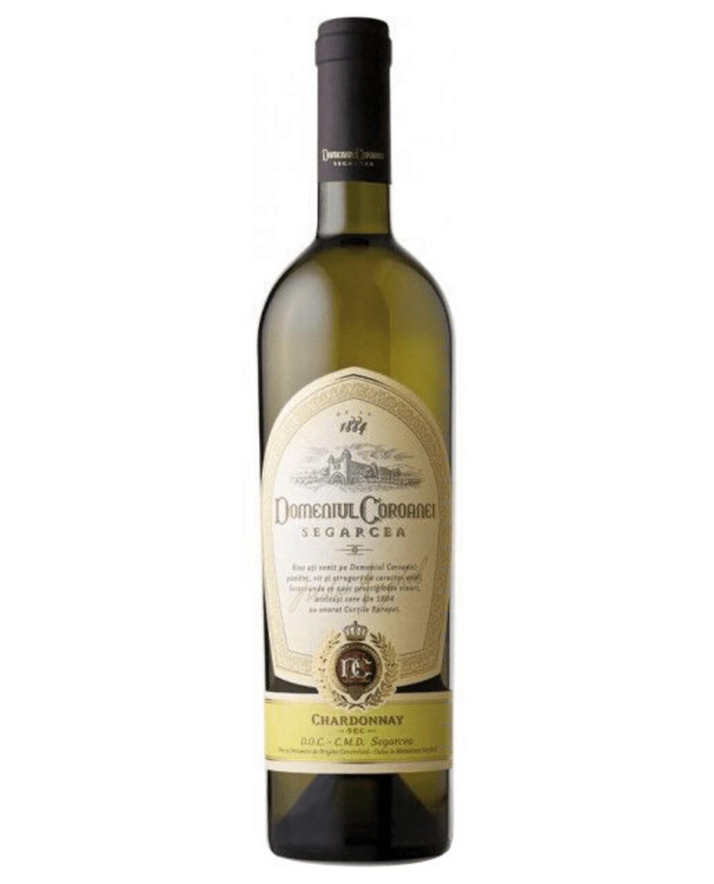 Domeniul Coroanei Segarcea Elite Chardonnay