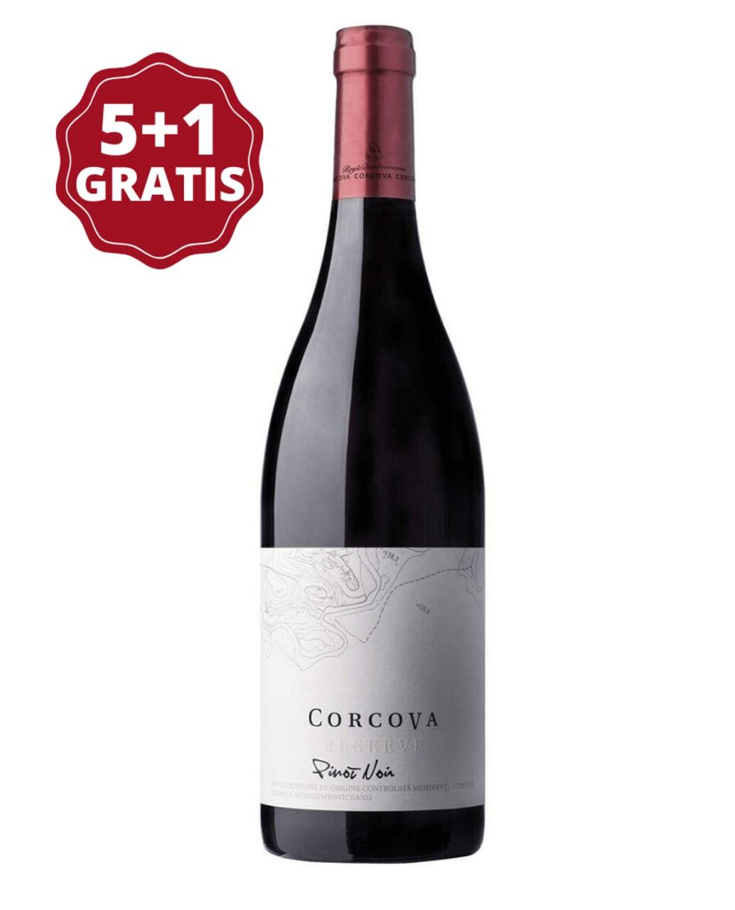 Corcova Reserve Pinot Noir 5+1