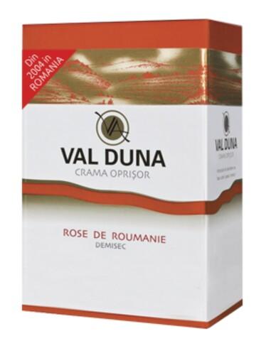 Oprisor Val Duna Rose de Roumanie BIB 3L