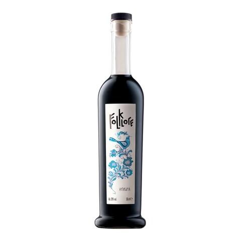 Folklore Lichior de Afine (Afinată), 0.5L