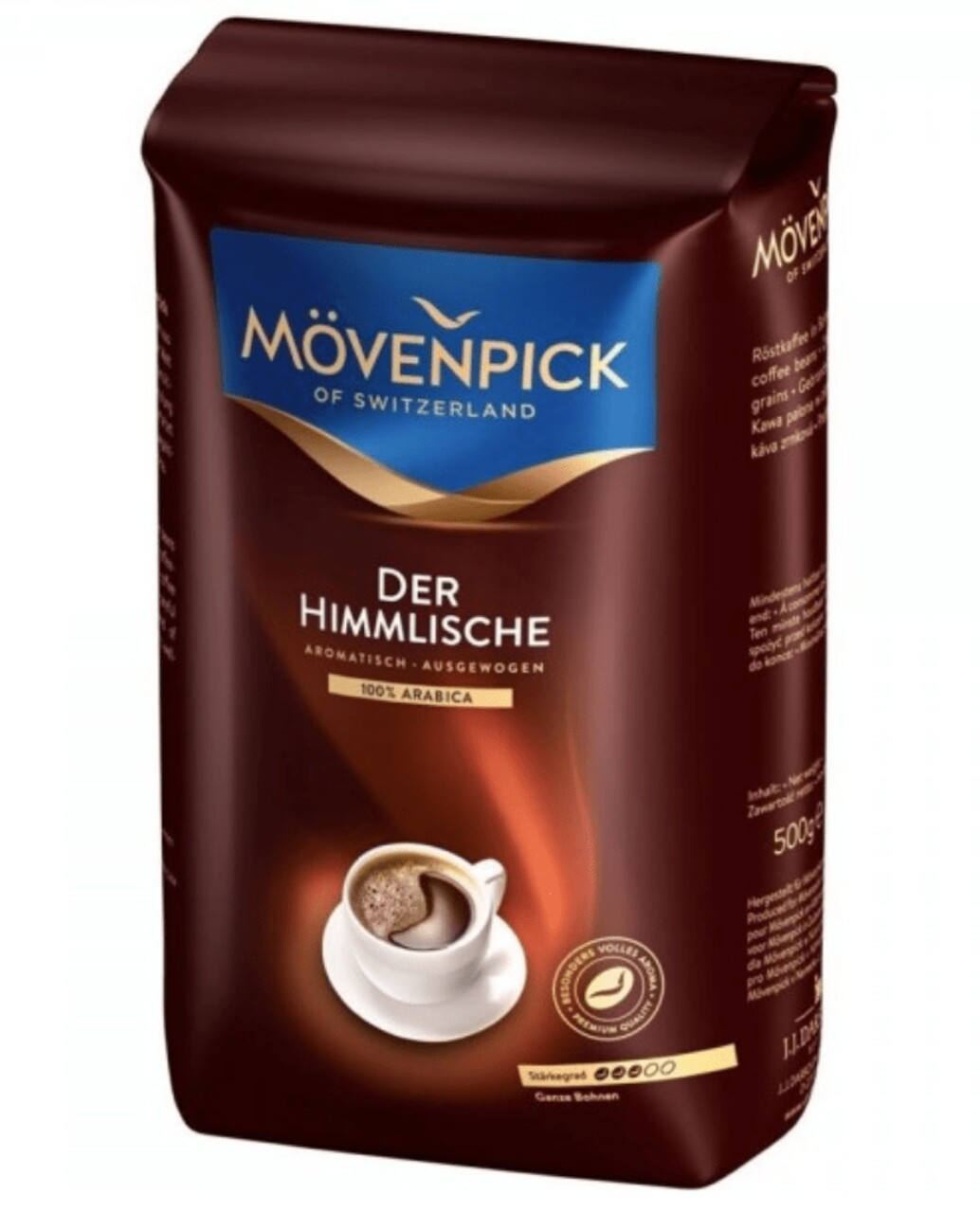 Cafea Macinata Movenpick Der Himmlische 500g