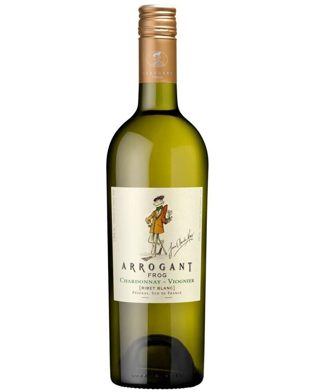 Paul Mas Arrogant Frog Ribet Blanc Chardonnay Viognier