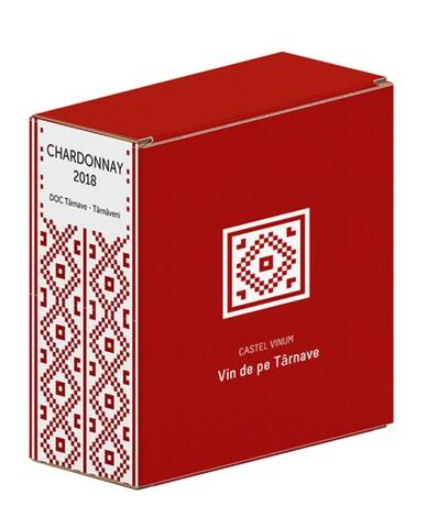 Villa Vinea Castel Vinum Chardonnay BIB 3L