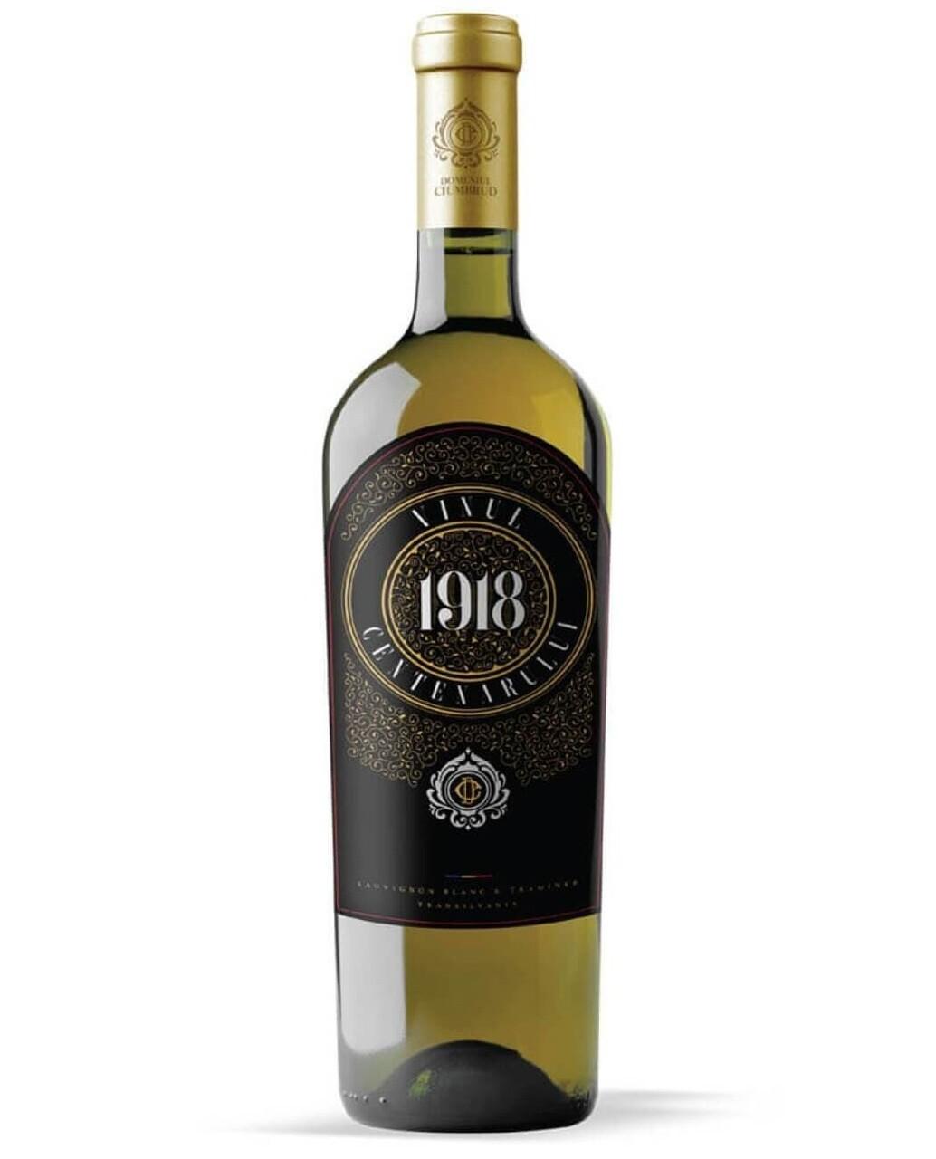 Domeniul Ciumbrud 1918 Vinul Centenarului 2016