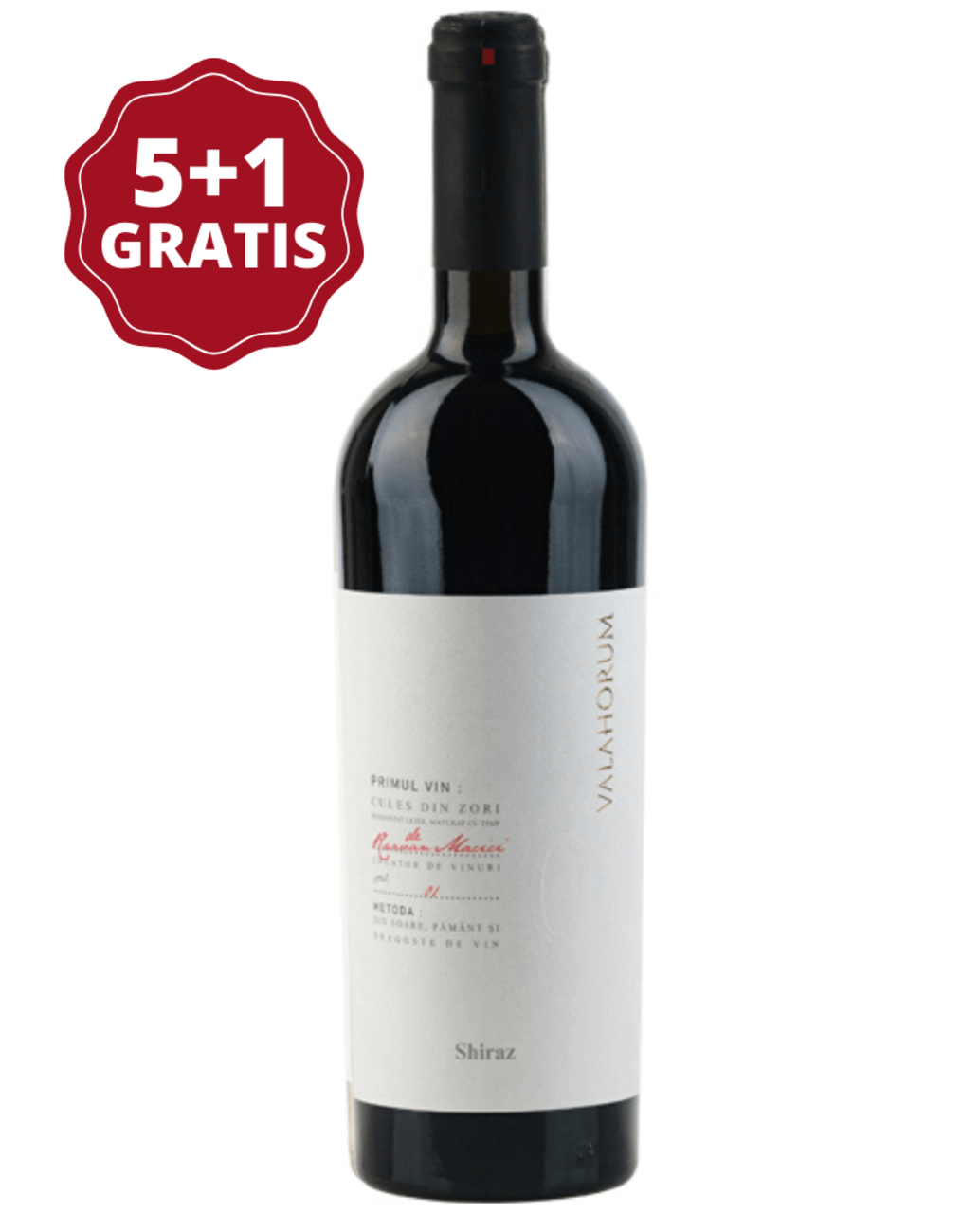 Valahorum Shiraz 5+1