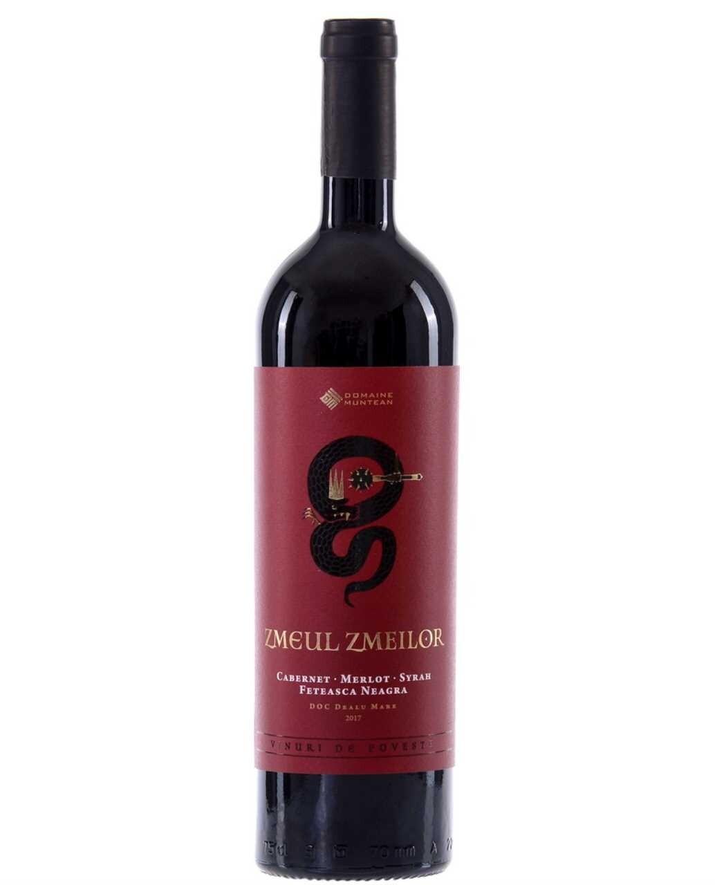 Domeniul Muntean Zmeul Zmeilor Limited Edition