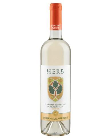 Averesti Herb Tamaioasa Romaneasca & Sauvignon Blanc