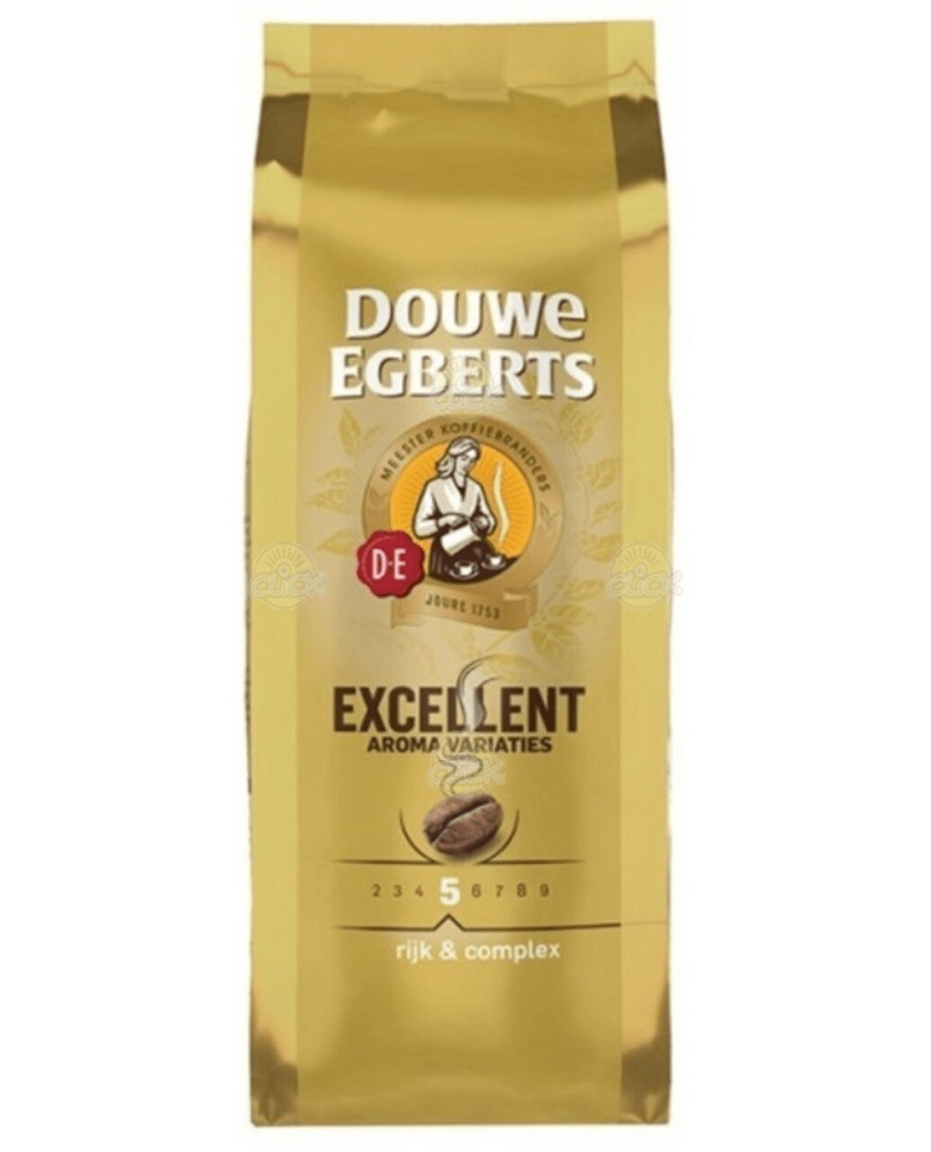 Cafea Boabe Douwe Egberts Excellent Aroma 500g