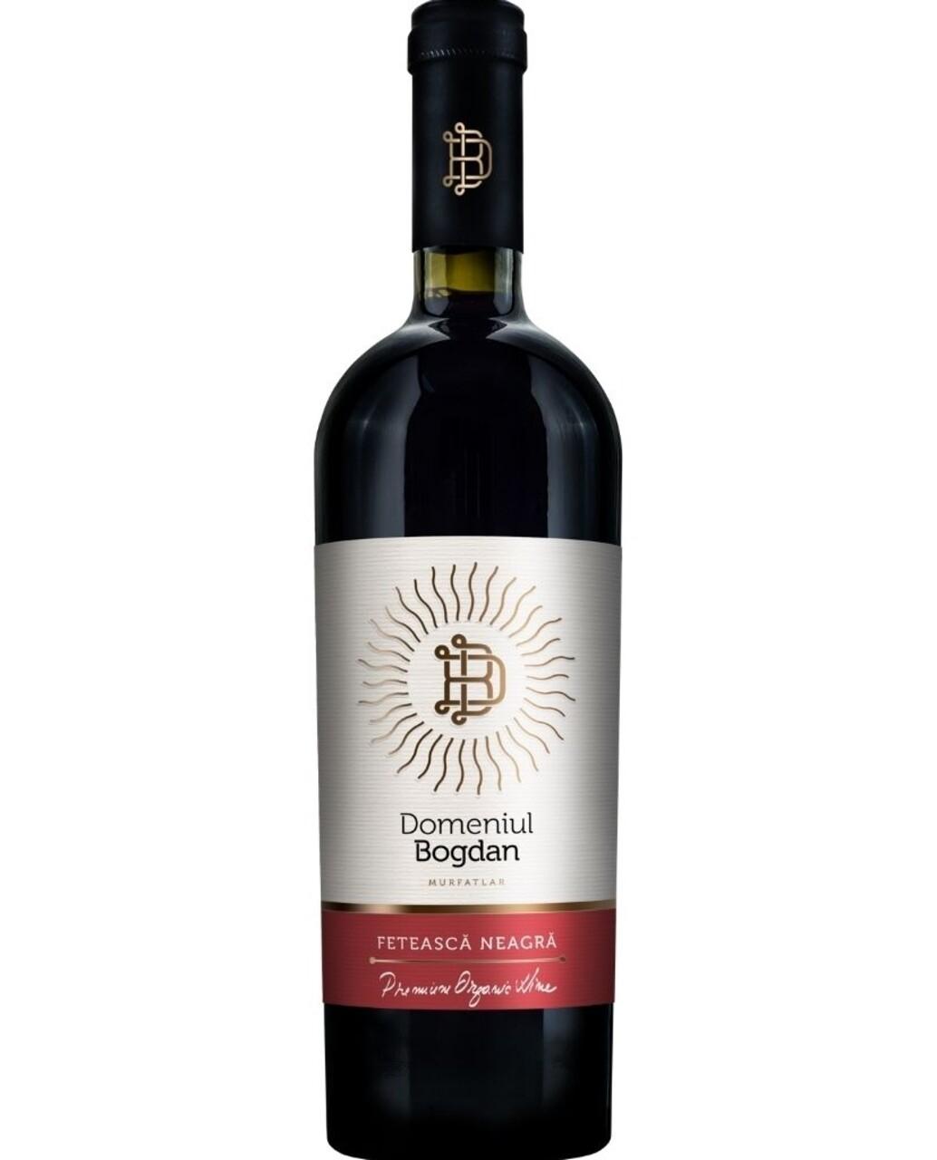 Domeniul Bogdan Premium Feteasca Neagra