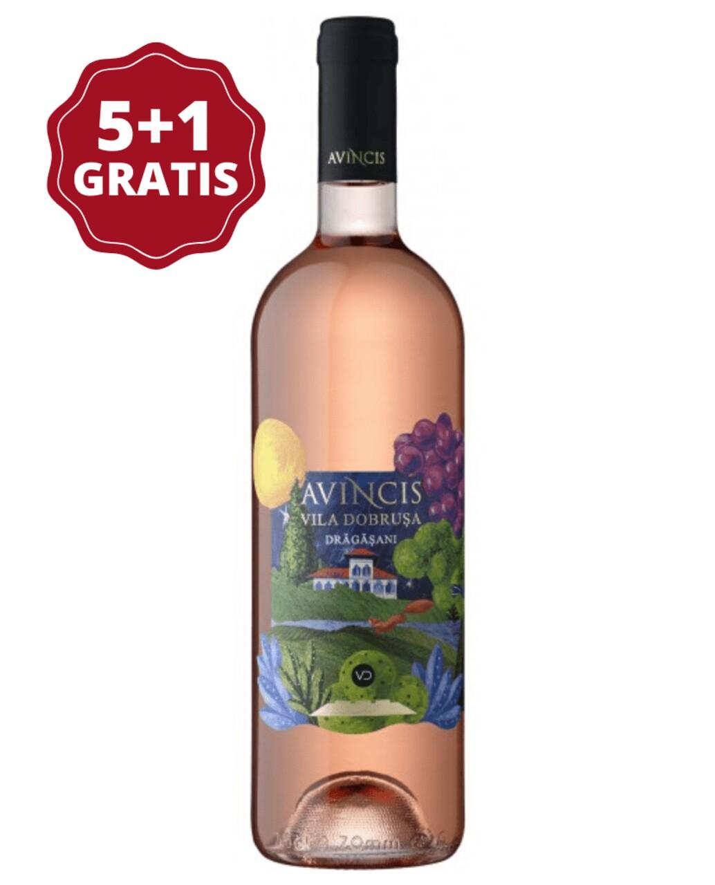 Avincis Vila Dobrusa Rose 5+1