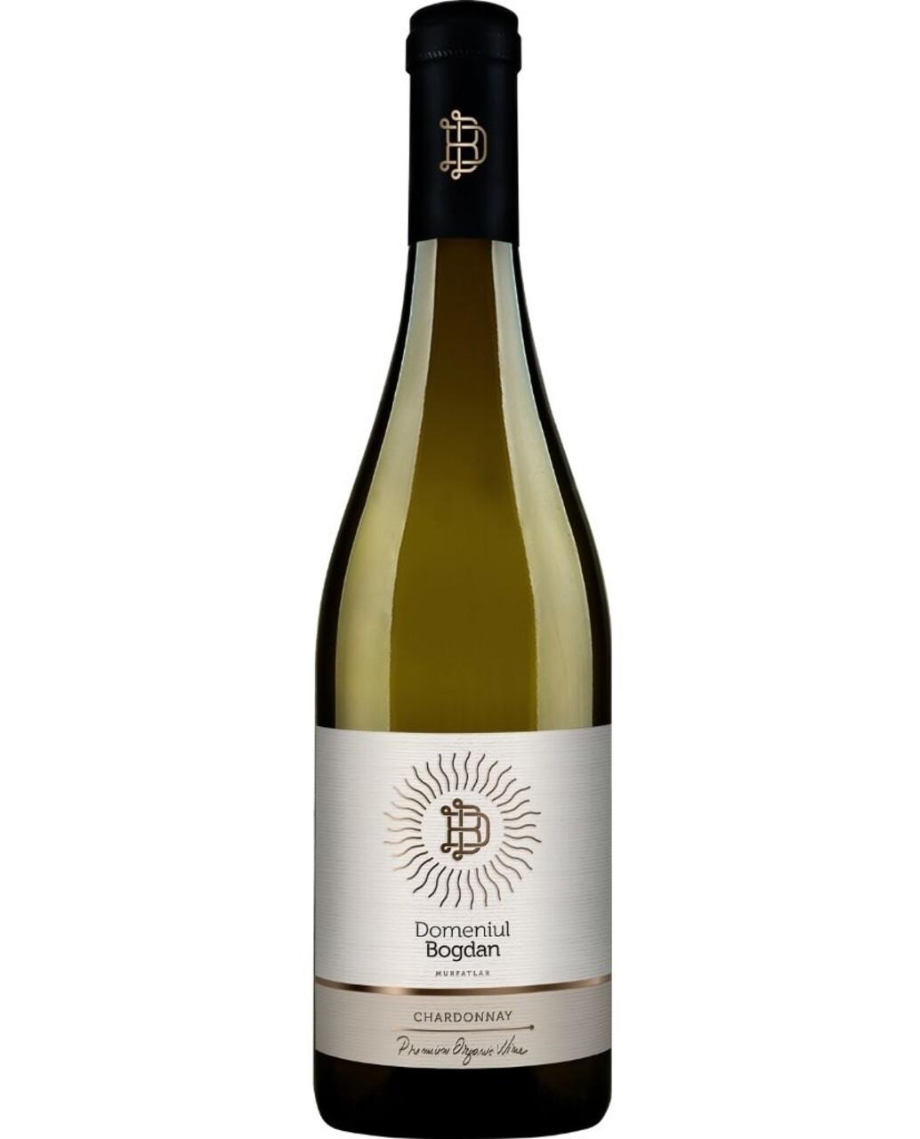 Domeniul Bogdan Premium Chardonnay